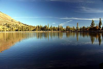 Photograph - Morning On Red Lake by Michael Courtney