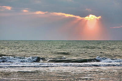 Photograph - Morning Ray Of Hope by Shari Jardina