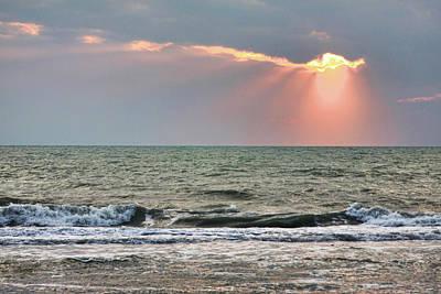 Photograph - Morning Ray Of Hope by Shari Jardina