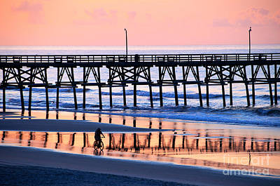Morning Reflection Art Print
