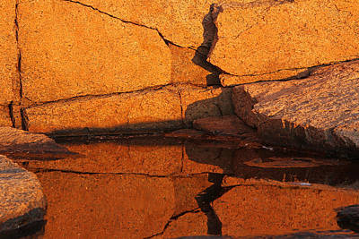 Photograph - Morning Reflection by Juergen Roth