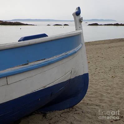 Art Print featuring the photograph Morning Seascape by Lainie Wrightson