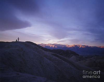 Photograph - Morning Shooting Death Valley by Jim And Emily Bush