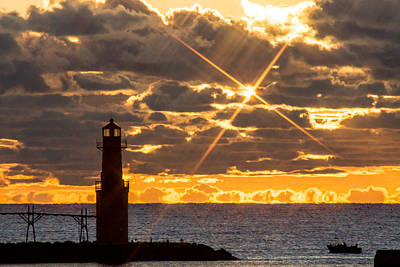 Photograph - Morning Star by Bill Pevlor