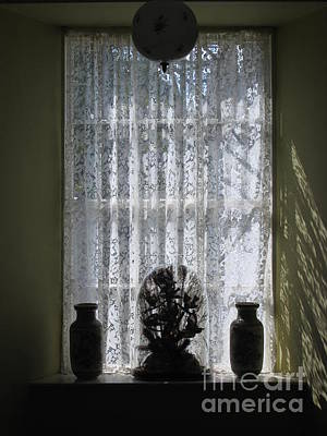 Photograph - Morning Window by Bonnie Myszka