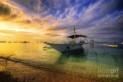 Photograph - Morningtide by Yhun Suarez
