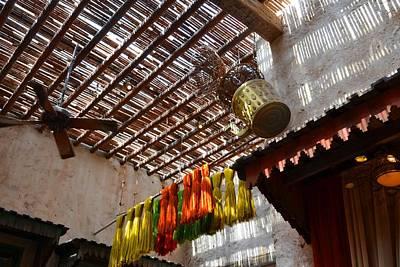 Photograph - Moroccan Bazaar I by Bonnie Myszka