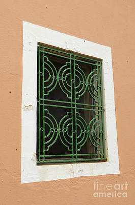 Aday Photograph - Moroccan Window by Liz Pinchen
