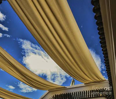 Rabat Photograph - Morocco Riad I by Chuck Kuhn