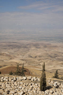 River Jordan Photograph - Moses First Saw The The Holy Land by Taylor S. Kennedy