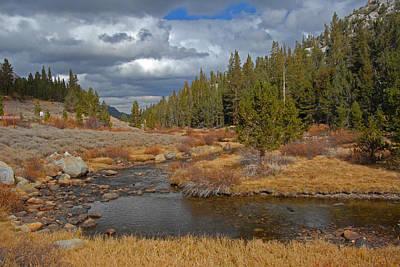 High Sierra Photograph - Mosquito Flats by Lynn Bauer