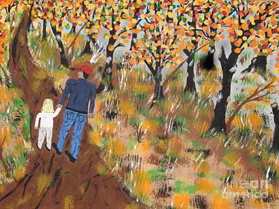 Mosscreek Trail Original by Jeffrey Koss