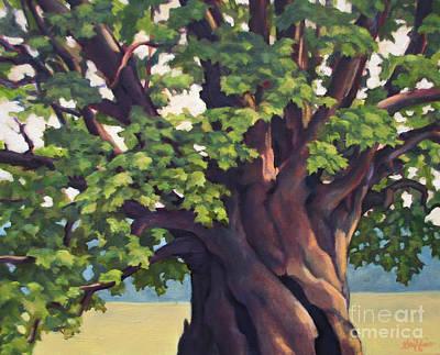Mother Maple Art Print