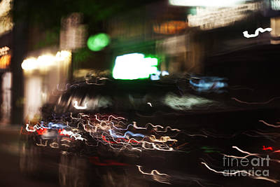 Photograph - Motion 6086 by Igor Kislev
