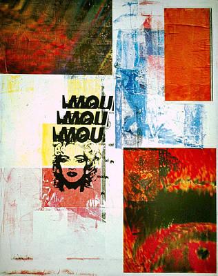 MOU Art Print by David Deak
