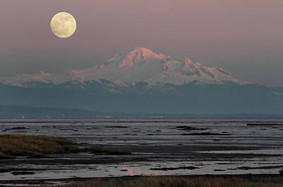 Photograph - Mount Baker Landscape by Pierre Leclerc Photography