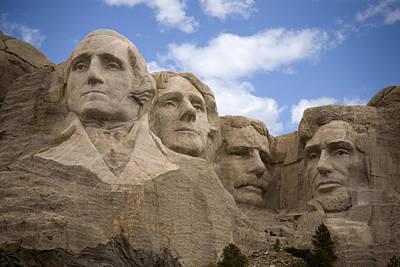 Ashlee Meyer Photograph - Mount Rushmore by Ashlee Meyer