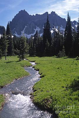 Photograph - Mount Washington - Oregon Cascades by Craig Lovell