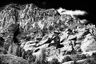 Photograph - Mountain Climbing by John Rizzuto