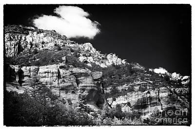 Photograph - Mountain Slice by John Rizzuto