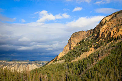Photograph - Mountain Springtime by Athena Mckinzie