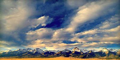 Mountain Wonder.. Art Print by Al  Swasey