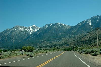 Lake Tahoe Photograph - Mountains Ahead by LeeAnn McLaneGoetz McLaneGoetzStudioLLCcom