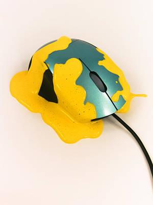 Mouse Giallo Original by Silvino Beschi
