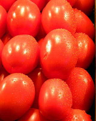 Photograph - Mouth Watering Maters by Mark J Seefeldt