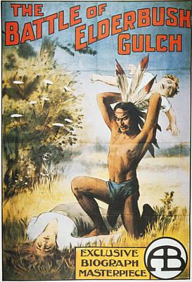 Movie Poster, 1913 Art Print by Granger