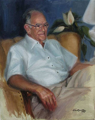 Painting - Mr. Dudley Porter Hays by Erin Rickelton