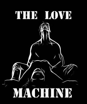 Mr Lover Lover Art Print by Steve K