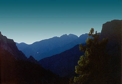 Holmberg Photograph - Mt. Olympus - Twilight Of The Gods by Norm Holmberg