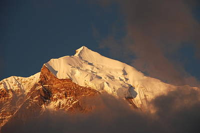 Photograph - Mt Pandim by Parag Pendharkar