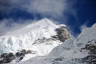 Photograph - Mt Tinchenkhang by Parag Pendharkar