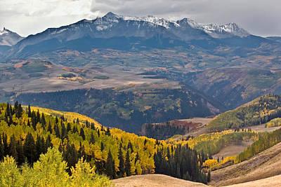 Placerville Photograph - Mt. Wilson by Jennifer Grover