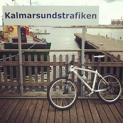 Mtb Photograph - Mtb Ferry by Mikael Andersson