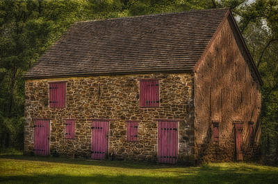 Photograph - Mule Barn  by Susan Candelario
