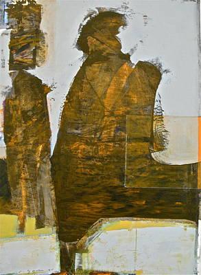 Mummy Shunt Art Print by Cliff Spohn