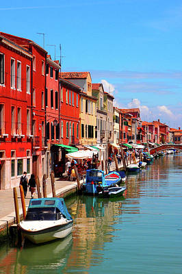 Murano, Italy Art Print by Annhfhung