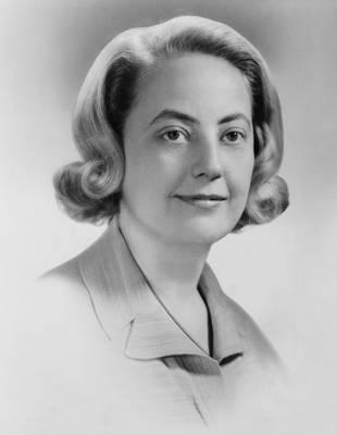 Muriel Photograph - Muriel Siebert B. 1932 Was The First by Everett