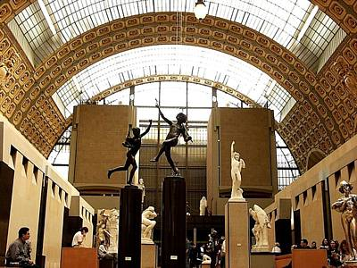 Photograph - Musee D'orsay by Keith Stokes