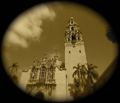 Photograph - Museum Of Man Balboa Park Number 1 by Jeremy McKay