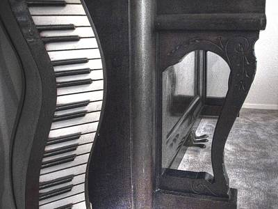 Photograph - Music Moves Me by Chris Anderson