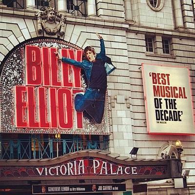 Musical Photograph - Musical Billy Elliot - My Trip In by Hugo Sa Ferreira