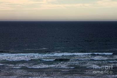 Photograph - Muted Ocean by Erica Hanel