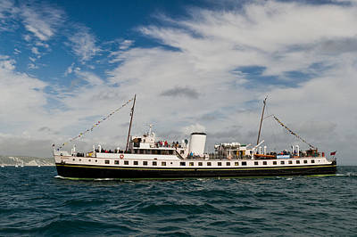 Photograph - Mv Balmoral by Gary Eason