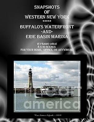 Photograph - My Buffalos Waterfront And Erie Basin Marina Book by Rose Santuci-Sofranko