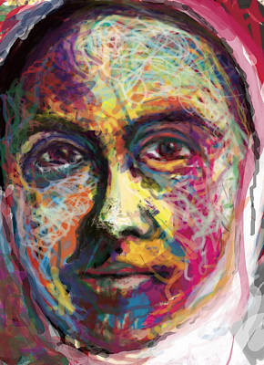 Giving Digital Art - My Dear Girl by James Thomas