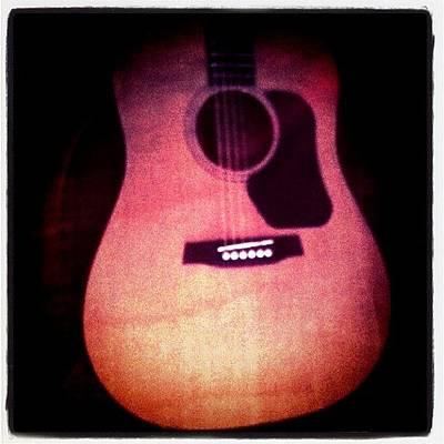 My Guitar <3 Art Print